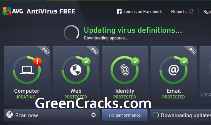 AVG Antivirus Serial Key