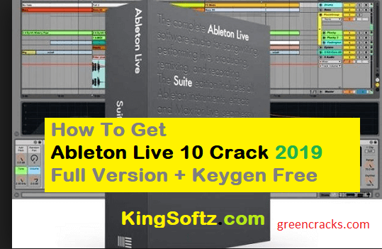 Ableton Live cracked