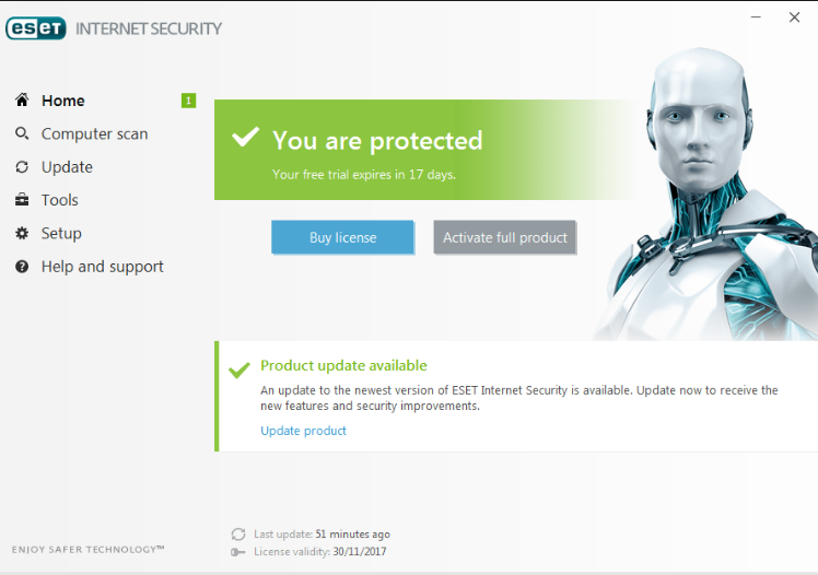 Eset Smart Security Crack License Key
