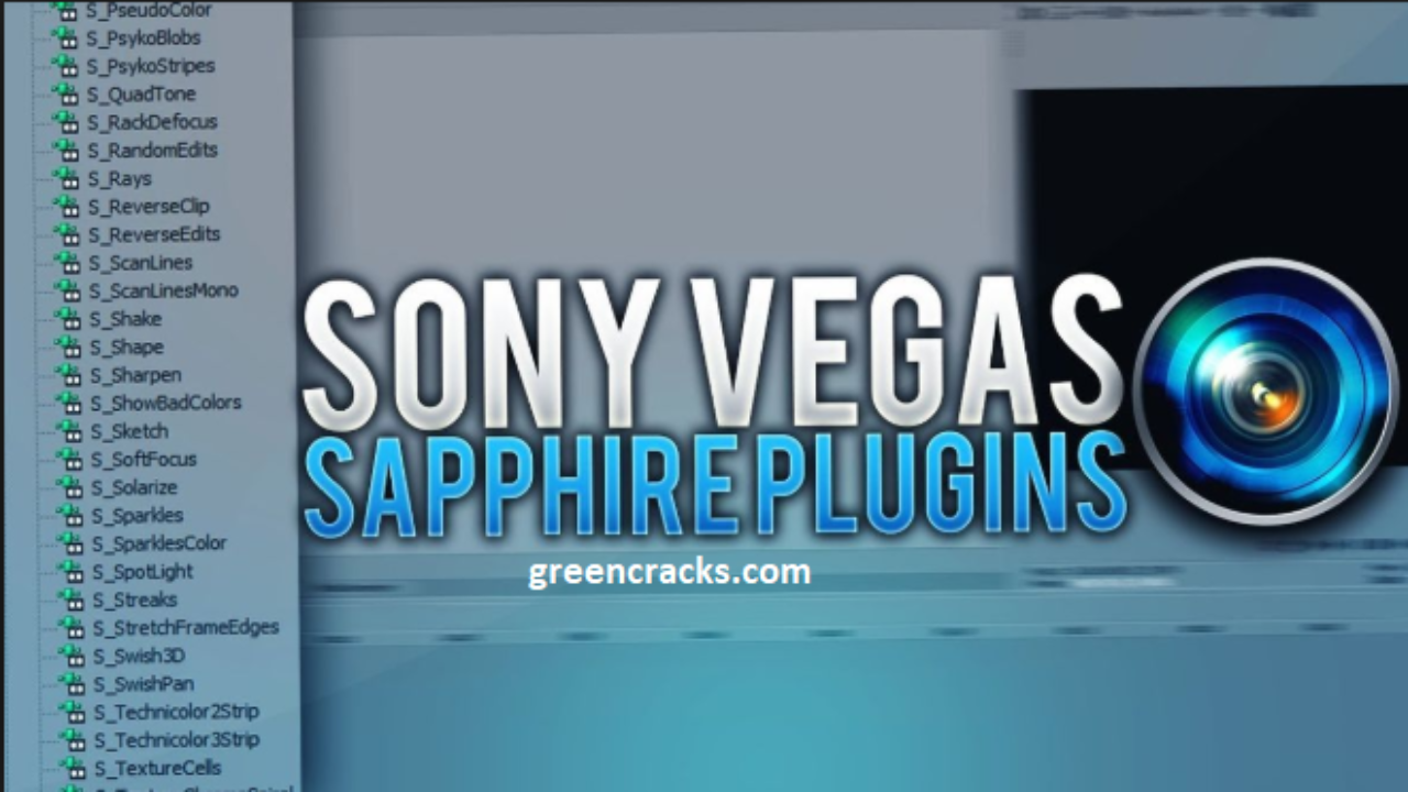 Sony Vegas Pro Free Crack
