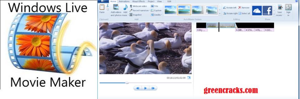 Windows Movie Maker Crack Fully