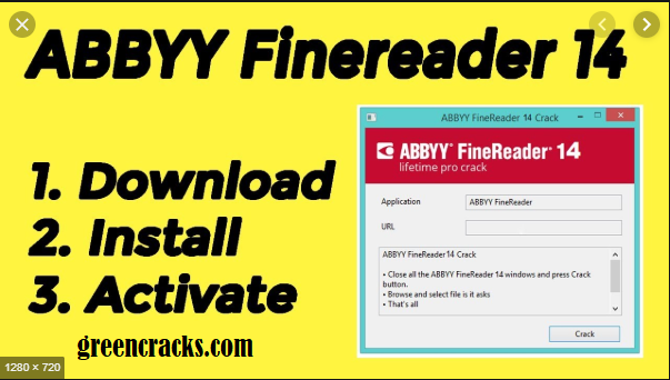 ABBYY FineReader Cracked