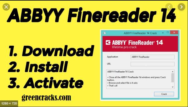 ABBYY FineReader 15.0.113.3886 Crack And License Key Full Free 2020