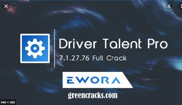 Driver Talent Keygen