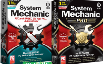 System Mechanic Professional Torrent Full
