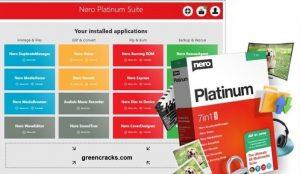 Nero Platinum key